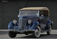 1936 Ford Model 68 image.
