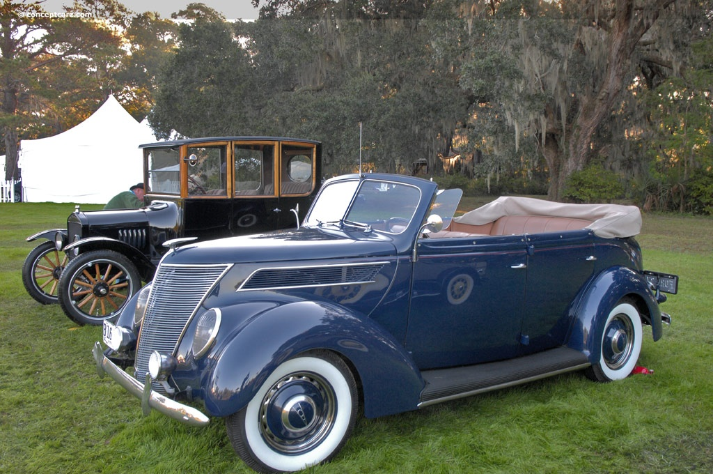 Auction Results And Sales Data For 1937 Ford Model 78