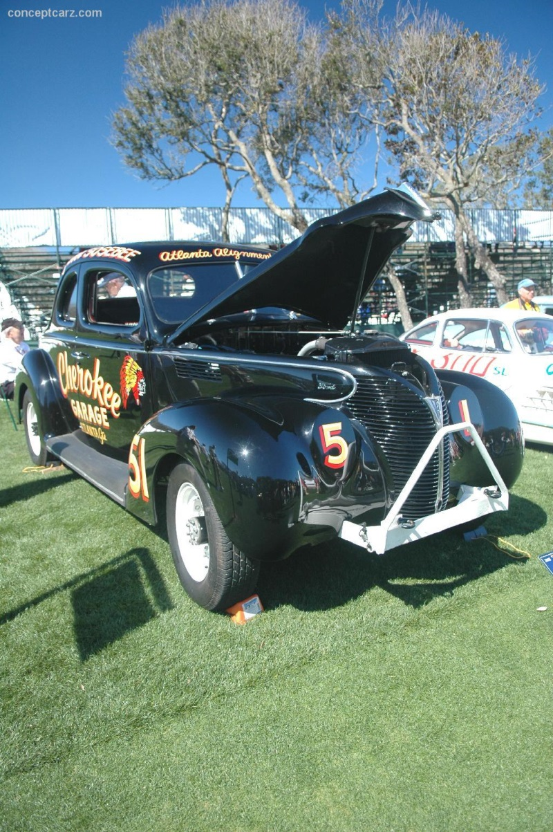 Ford Coupe Standward Dv Amelia on 1940 Ford V8 Engine