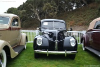 1940 Ford Deluxe.  Chassis number 185498891