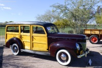 1940 Ford Deluxe.  Chassis number 5266500