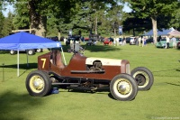 1941 Ford Pappy Wood Sprint Car