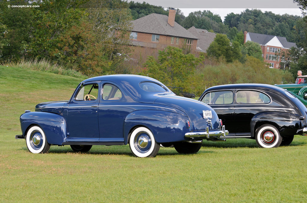 1941 Ford Deluxe | conceptcarz.com