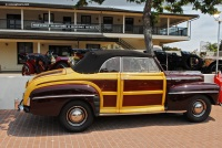 1947 Ford Super Deluxe.  Chassis number 799A1691621