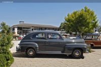 1947 Ford Super Deluxe.  Chassis number 799A1751951