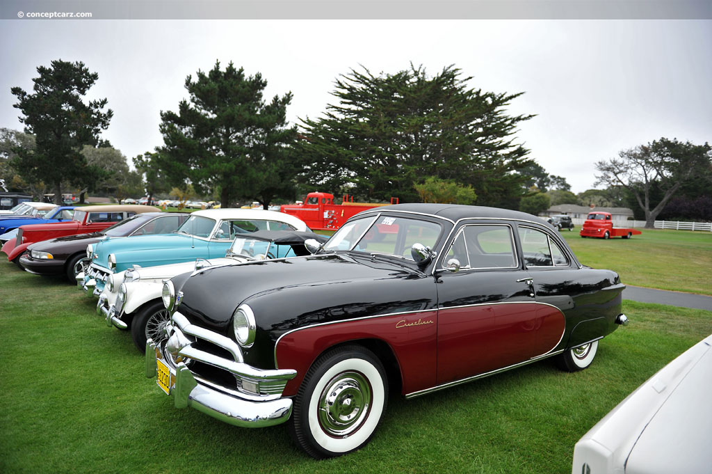 Auction Results And Sales Data For 1950 Ford Custom Deluxe