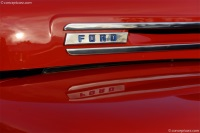 1950 Ford F-Series.  Chassis number BD83H5030762