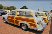 1950 Ford Custom Deluxe.  Chassis number BOKC149702