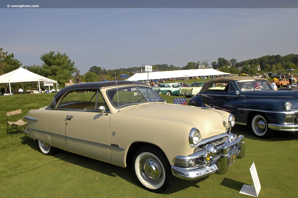 Auction Results And Data For 1951 Ford Custom Deluxe