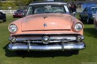1954 Ford Crestline.  Chassis number U4DF126253