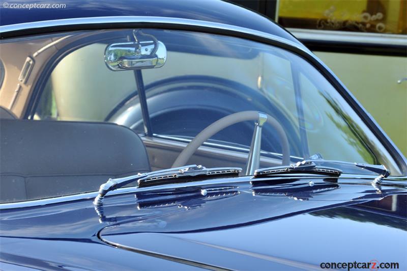 1954 Ford Comète Monte Carlo