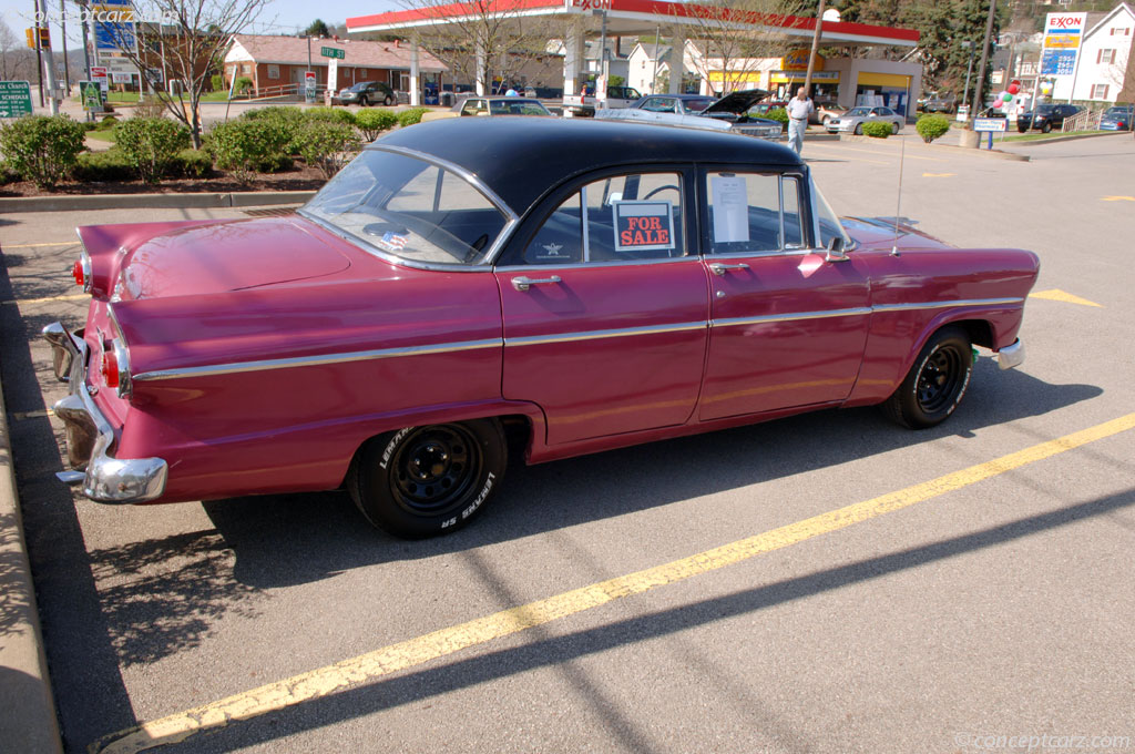 Auction results and sales data for 1955 ford customline for 1955 ford customline 4 door