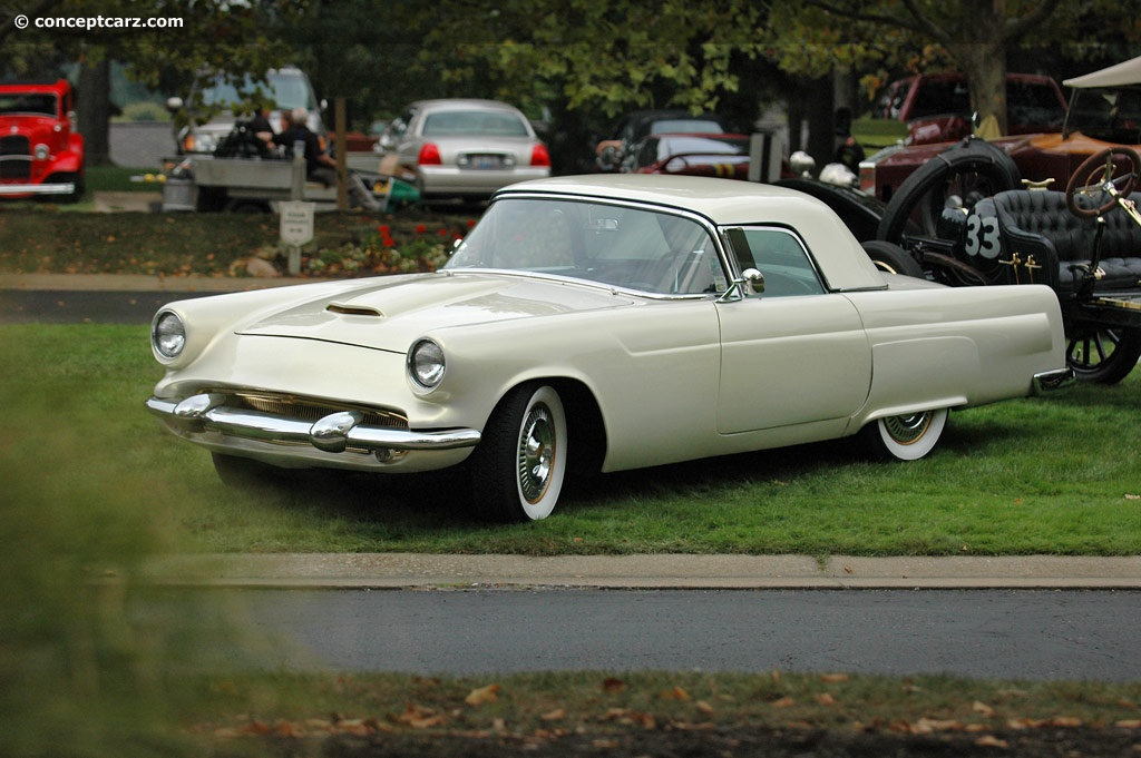 Auction Results And Sales Data For 1955 Ford Thunderbird
