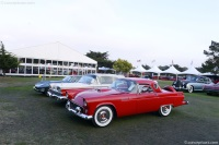1955 Ford Thunderbird.  Chassis number P5FH143221