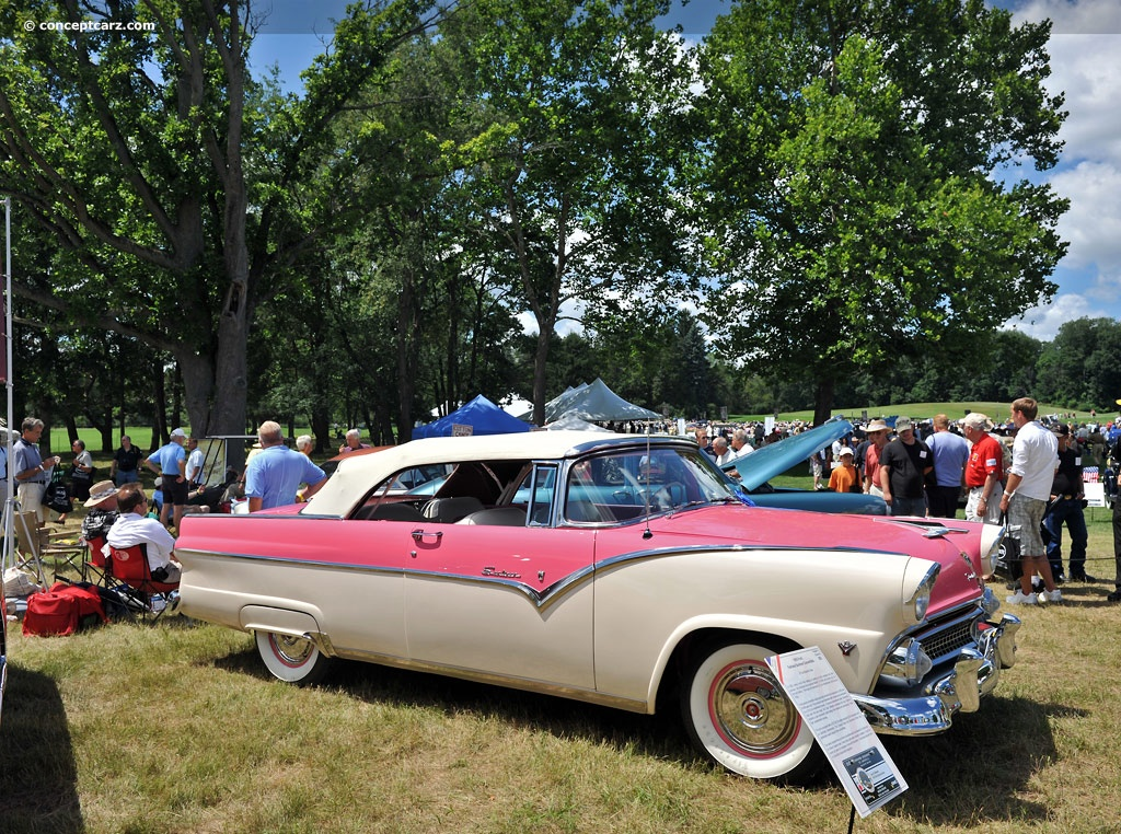 1955 Ford Fairlane At The Concours D Elegance Of America