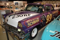 1956 Ford NASCAR Stock Car image.
