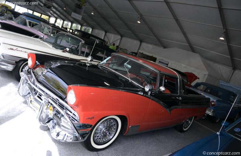 1956 Ford Crown Chero Custom
