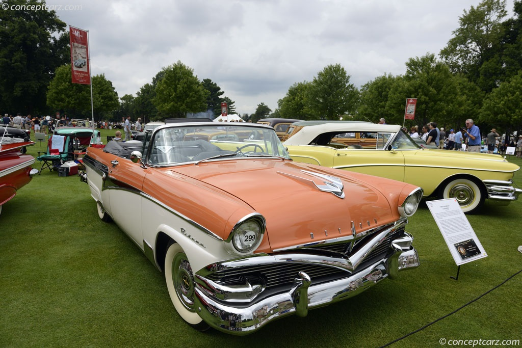 1956 Ford Meteor History Pictures Value Auction Sales