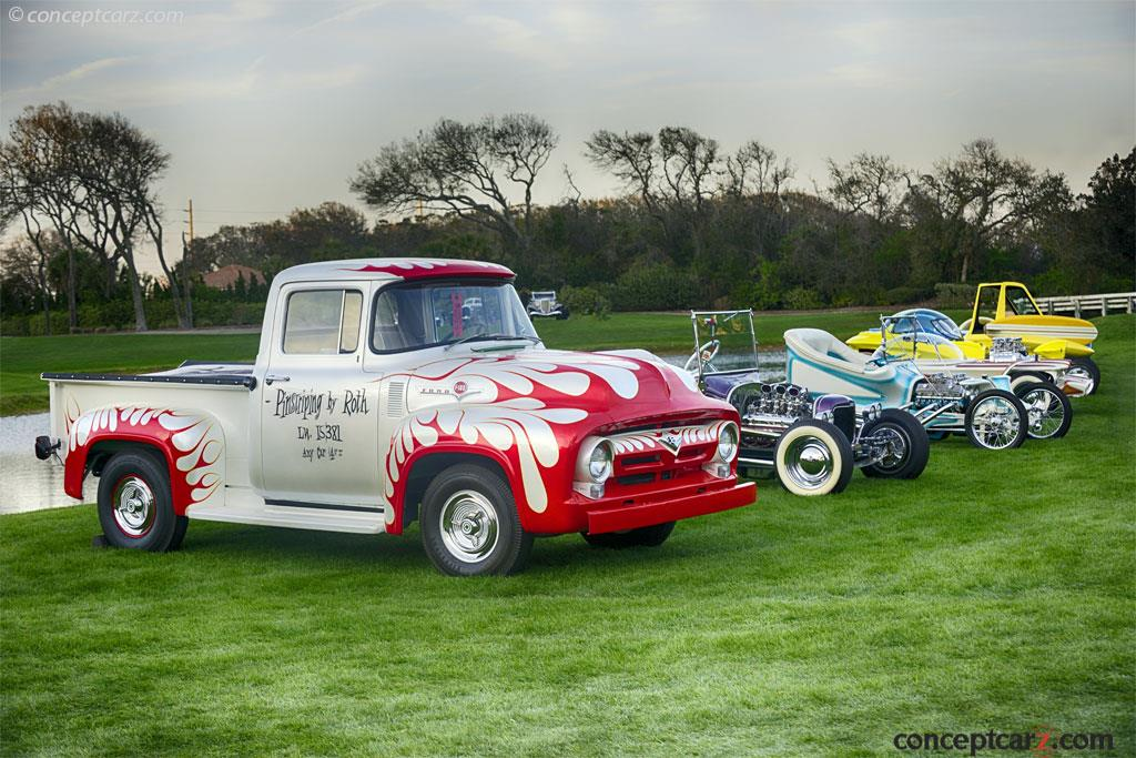1956 Big Daddy Roth F100 Special History, Pictures, Sales Value ...