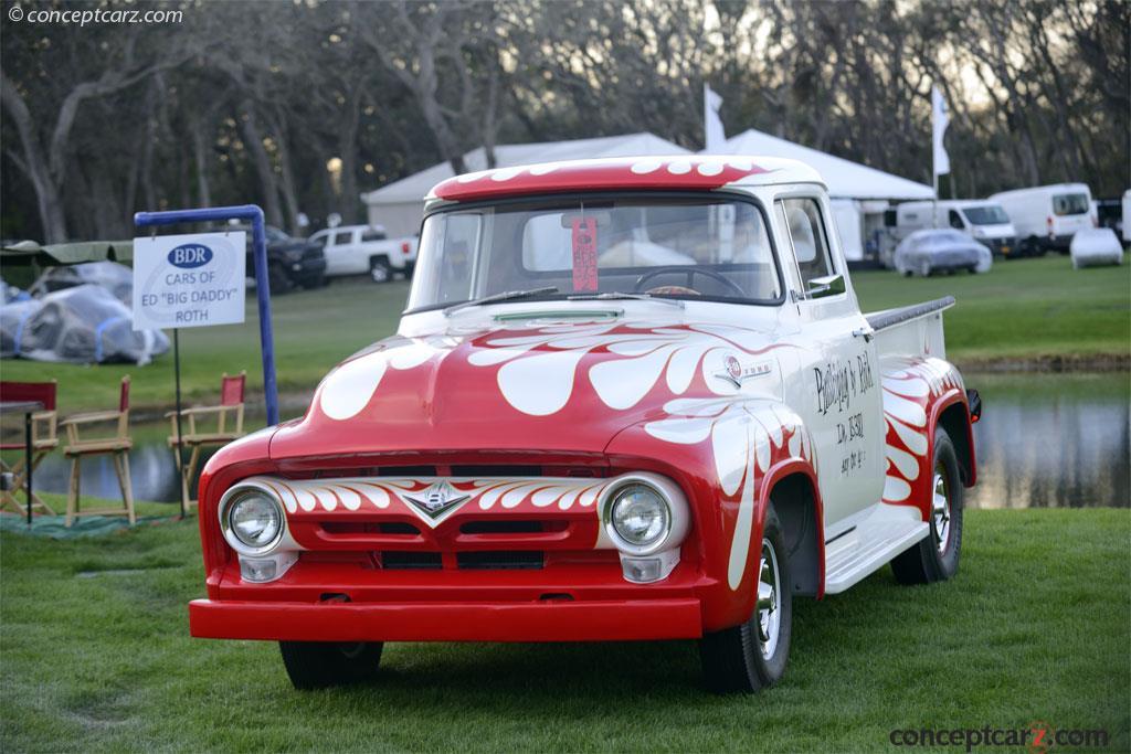1956 Big Daddy Roth F100 Special