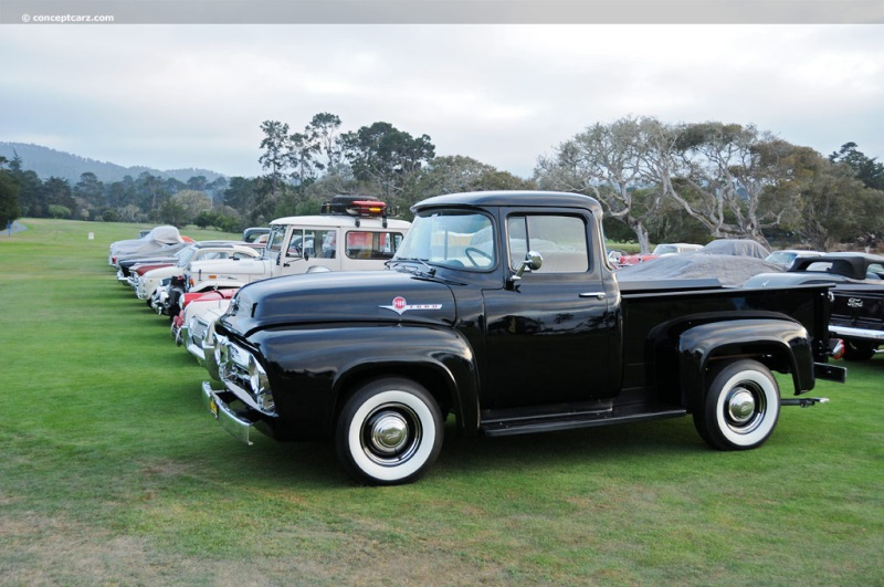 1956 Ford F100 Image. Chassis number F10V6P23251. Photo 5 of 5