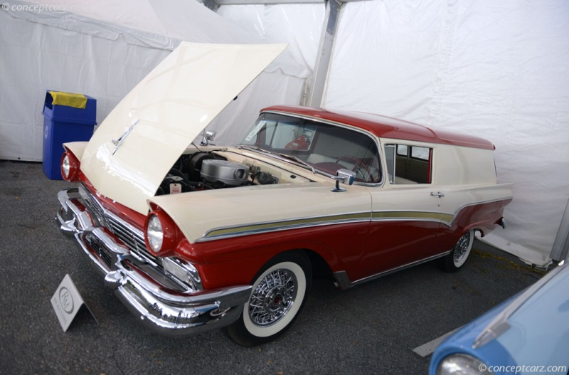 1957 Ford Courier Image  Chassis number B7KS173038  Photo 21