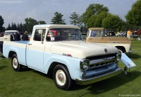 1957 Ford F-100 image.