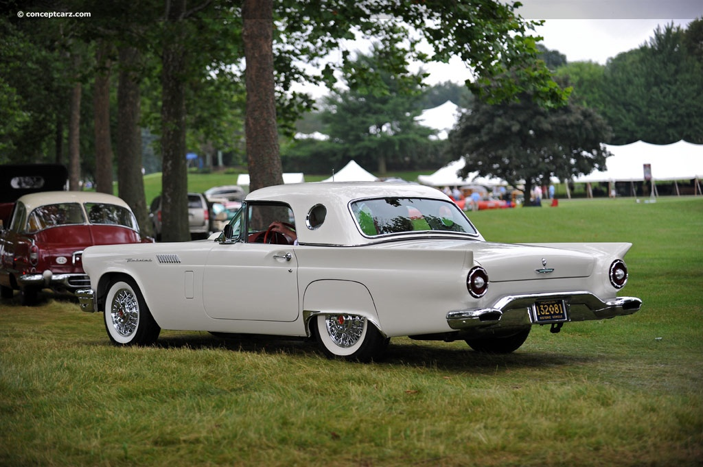 auction results and data for 1957 ford thunderbird. Black Bedroom Furniture Sets. Home Design Ideas