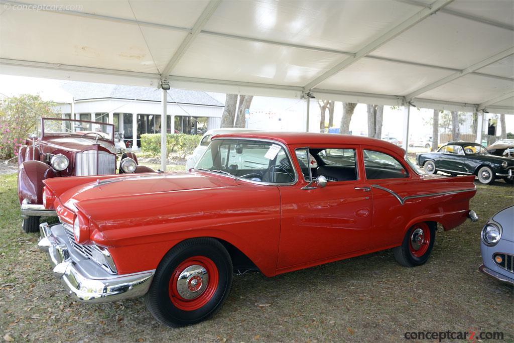 1957 Ford Custom 300 Series