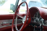1957 Ford Thunderbird.  Chassis number D7FH140526