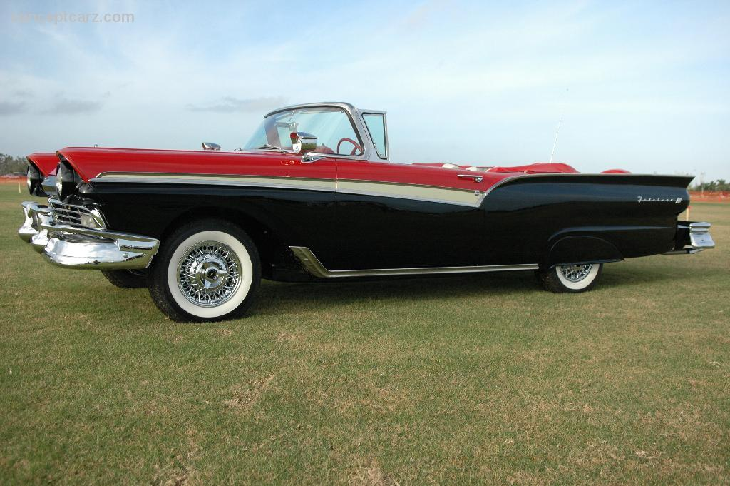 1957 Ford Fairlane Image Photo 183 Of 190