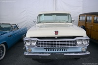 1958 Ford F-100 image.
