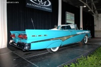 1958 Ford Fairlane 500 Sunliner Convertible image.