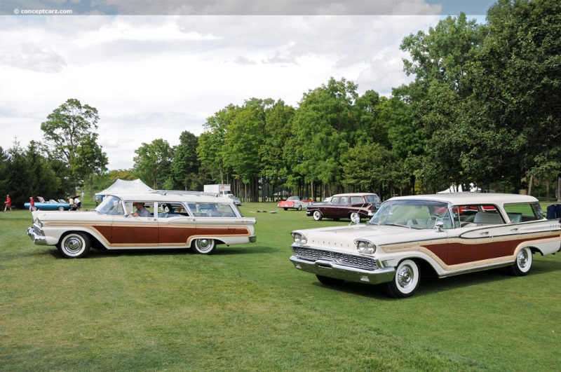 Ford Station Wagon Series pictures and wallpaper