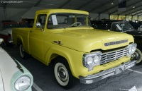1959 Ford F-100 image.