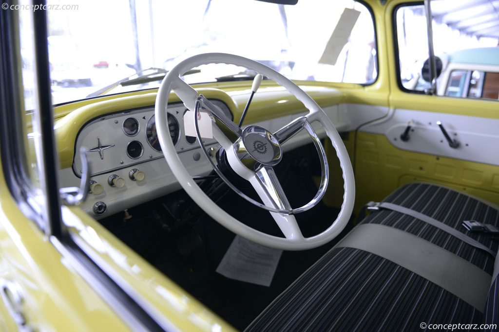 Auction Results And Sales Data For 1959 Ford F 100