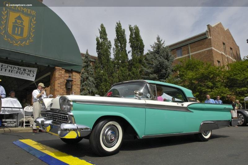 1959 Ford Fairlane 500 Image  Photo 14 of 16