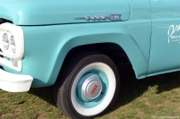 1960 Ford F-100.  Chassis number F10J0K46379