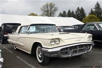 1960 Ford Thunderbird.  Chassis number 0Y71Y171812