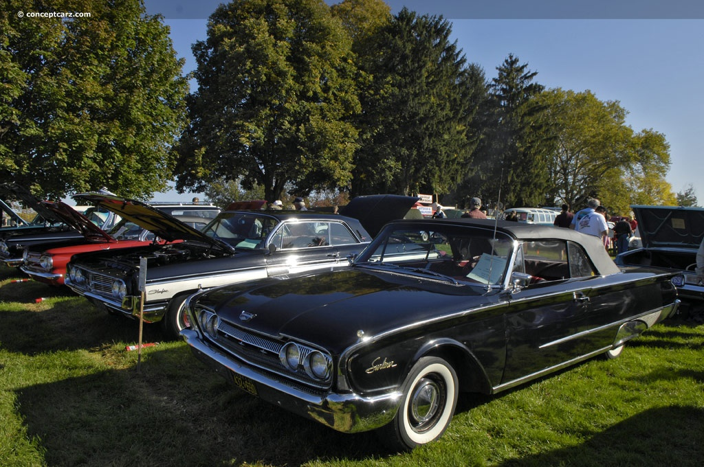1960 Ford Galaxie History, Pictures, Value, Auction Sales, Research and News