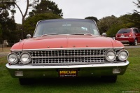 1961 Ford Galaxie.  Chassis number 1F57Z216572