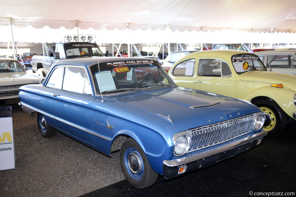 1962 Ford Falcon History Pictures Sales Value Research And News