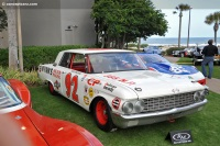 1962 Ford Galaxie.  Chassis number AQE-62-08