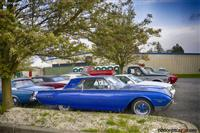 1962 Ford Thunderbird.  Chassis number 2Y83Z105386
