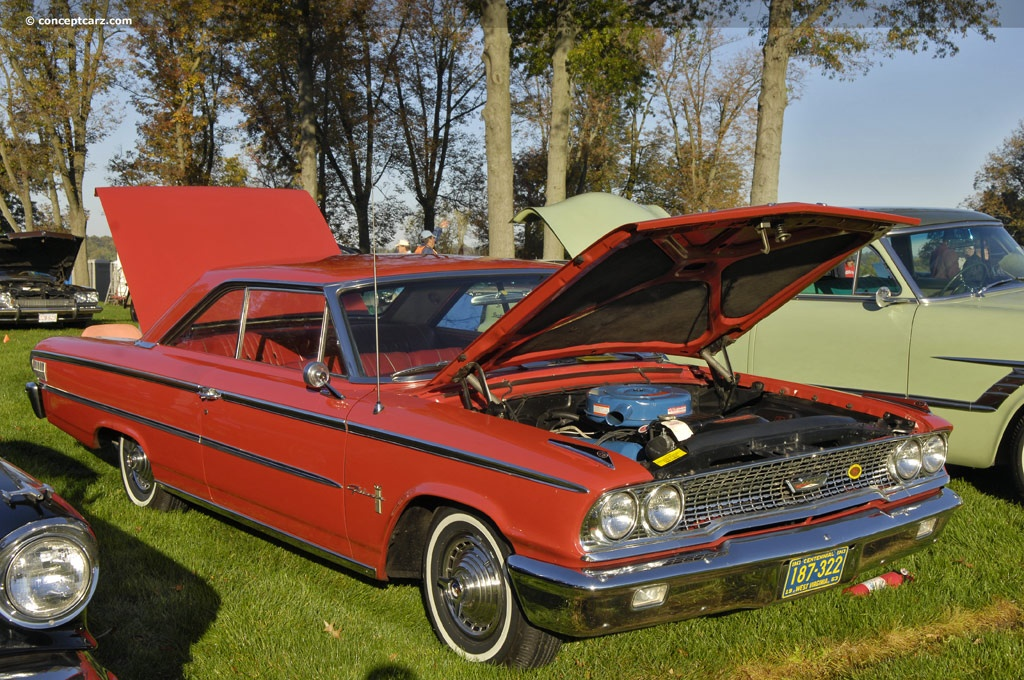 Auction Results and Sales Data for 1963 Ford Fairlane