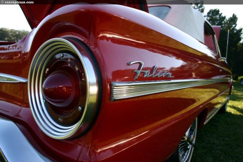 1963 Ford Falcon Futura Series 10 | conceptcarz com