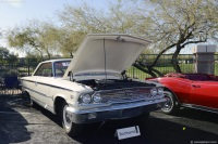 1963 Ford Galaxie.  Chassis number 3N66R144637
