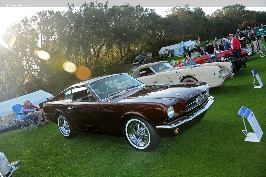 1963 Mustang Coupe