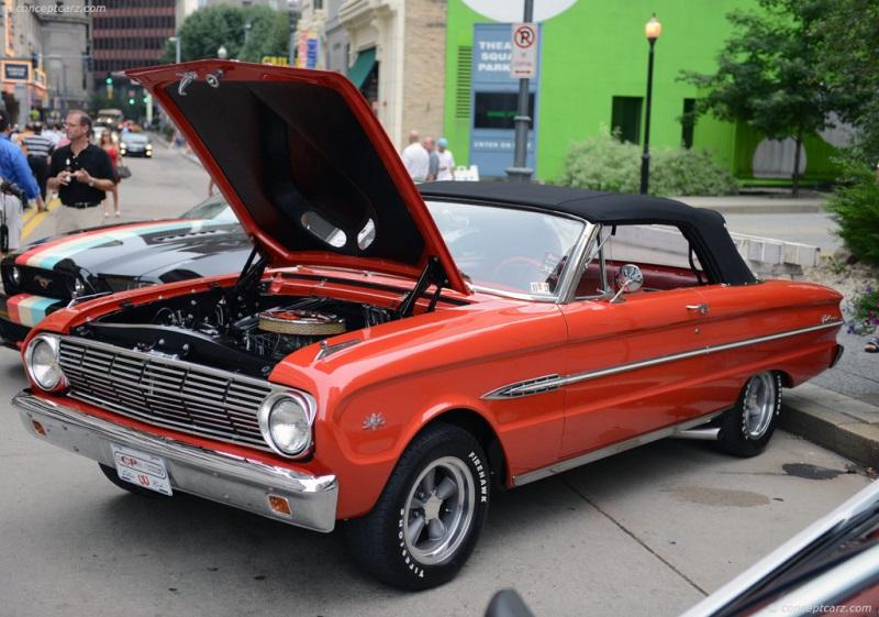 1963 Ford Falcon Futura Series 10 Image  Photo 15 of 38