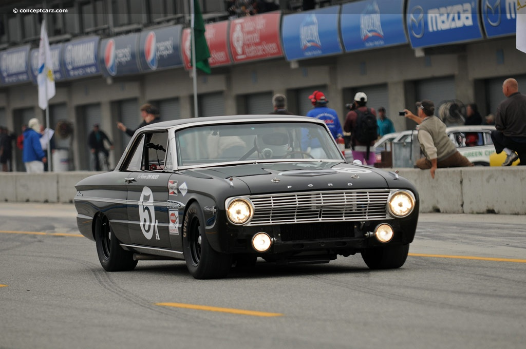 Ford Falcon Sprint Num Dv Mh on 1963 Ford Falcon Ranchero Engines